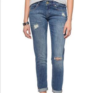 DL1961 Azalea Relaxed Skinny Jeans, 30